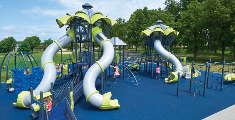 Cascade Recreation - Commercial Playground Equipment vendor for Washington, Oregon and Northern Idaho.