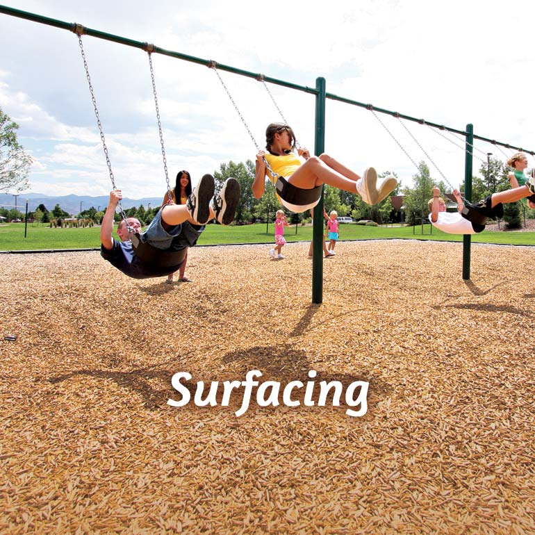 Surfacing for Recreational Areas