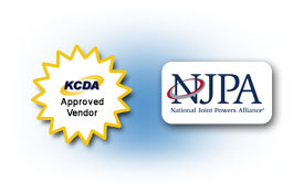 kcda and npja approved recreational equipment vendor