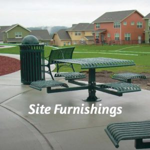 site-furnishings