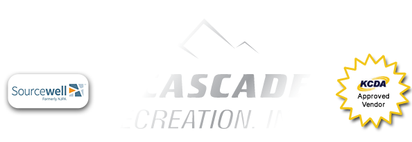 Cascade Recreation - vendor for commercial playground equipment, site furnishings, shelters and more in WA, OR and ID.